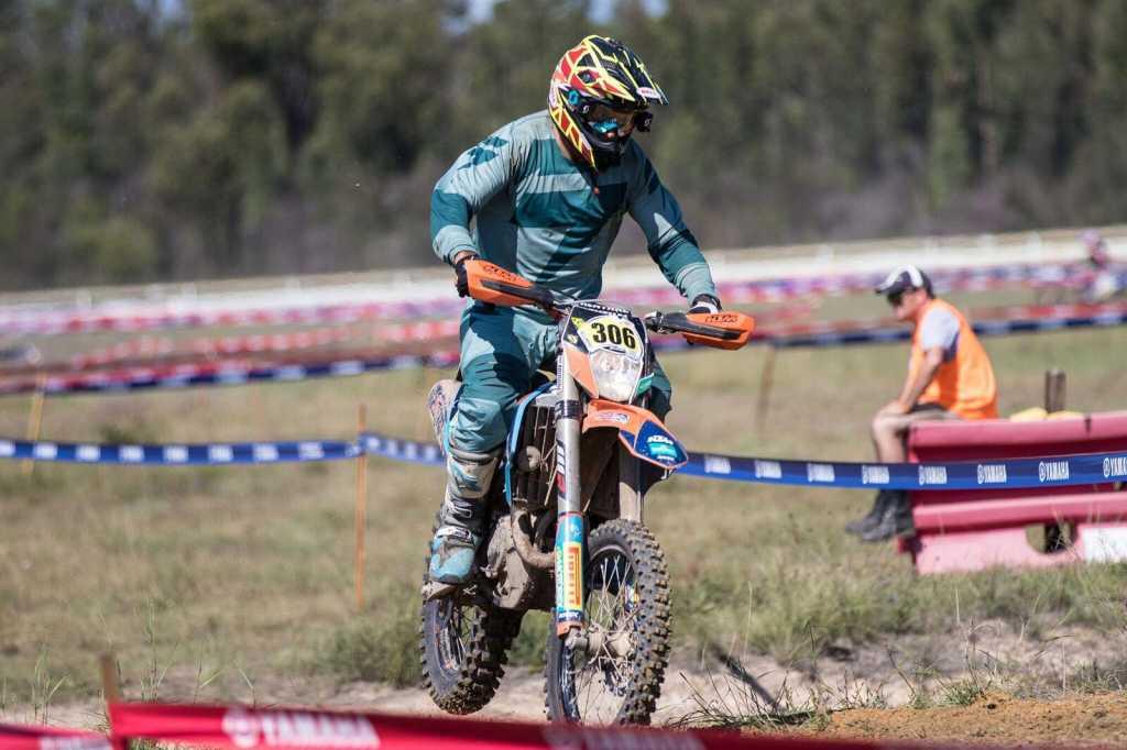 Brad Williscroft - 2018 A4DE Masters Champ