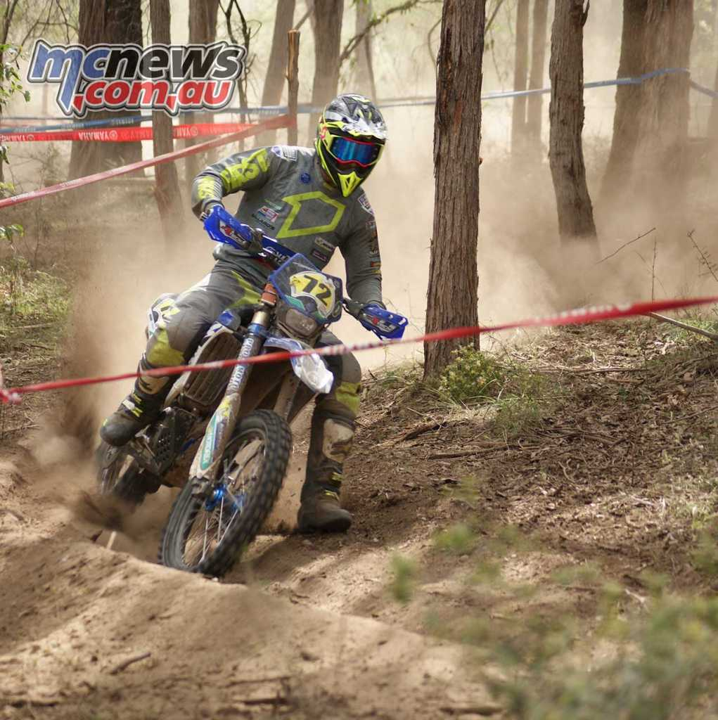 French star Jeremy Carpentier on his way to 13th place