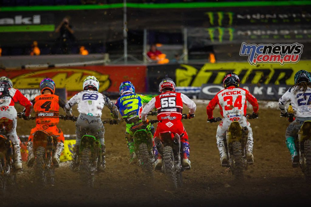AMA Supercross 2018 - Round 14 - Minneapolis