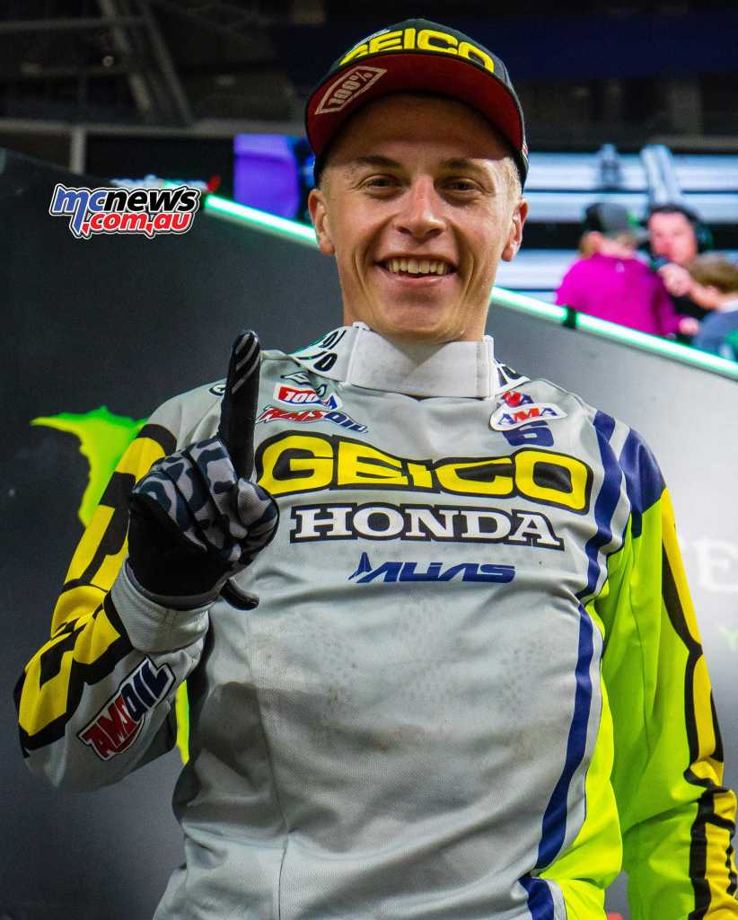 Jeremy Martin the victor in Minneapolis