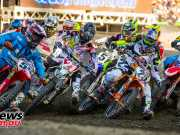 AMA Supercross 250SX Start at Foxborough