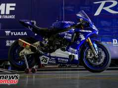YRT 20th Anniversary R1 Livery for Tailem Bend ASBK
