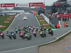BSB kicks off at Donington with Bradley Ray taking the R1 win
