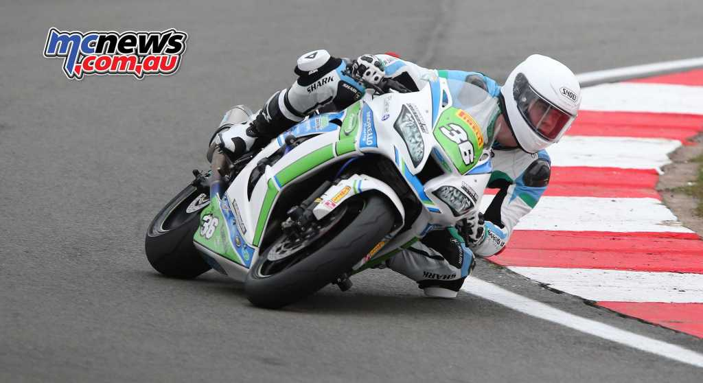 Sam Clarke had a mixed weekend, with a 14th in Race 1 and DNF in Race 2 - Image by David Yeomans
