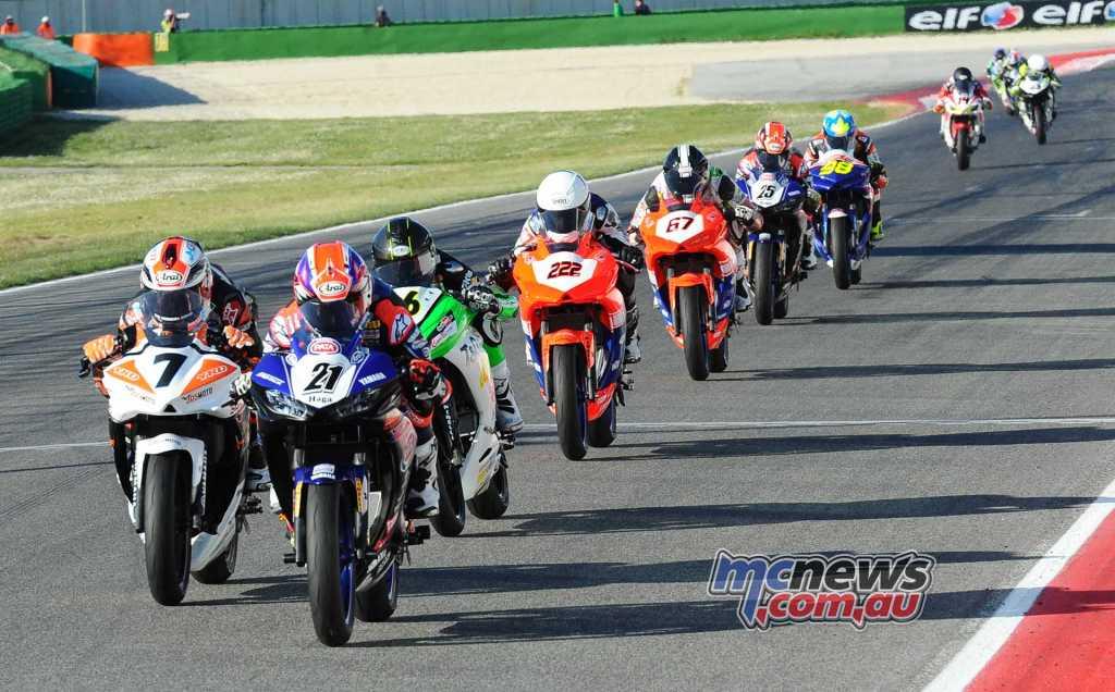 Jack Mahaffy #7 - JDS Moto - CIV 2018 Round One - Image by Fotoagenzia31