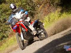 Honda's 2018 CRF250L Rally