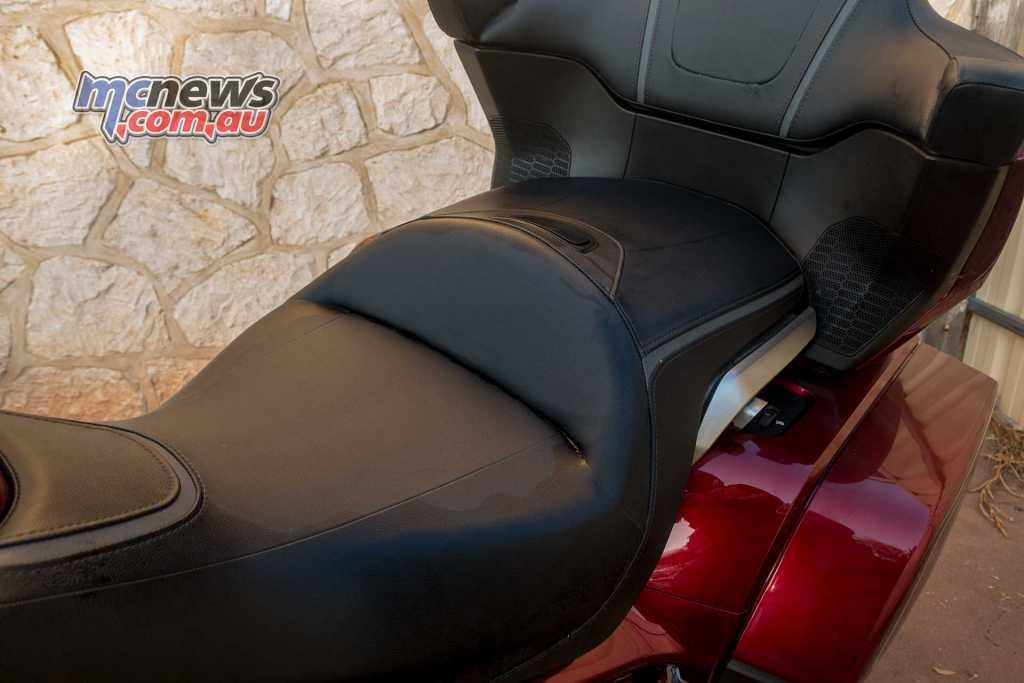 Heated seats = Luxury!