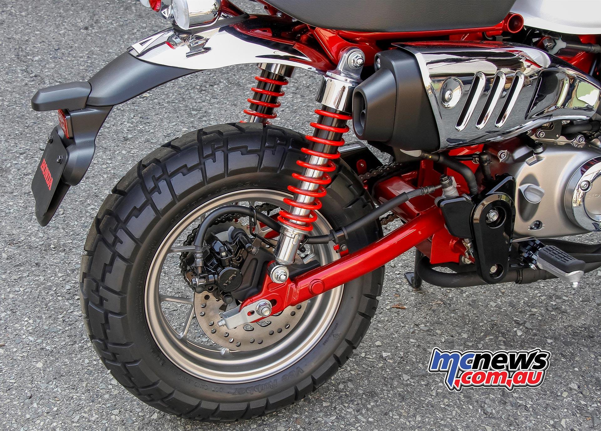 New 125cc Honda Monkey Here In July At 5999 Mcnewscomau