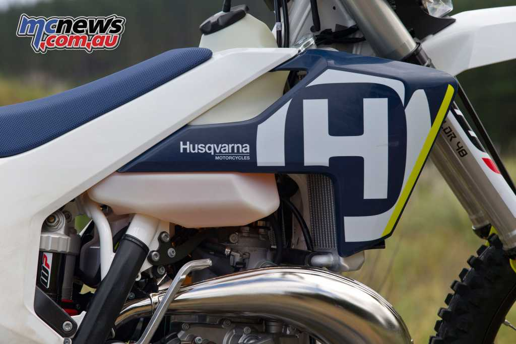 The Husqvarna TE250i is a class act and a bike to love