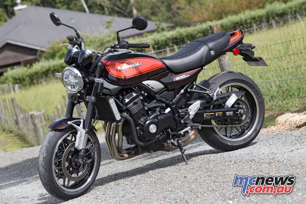 Croz talks the new 2018 Z900RS