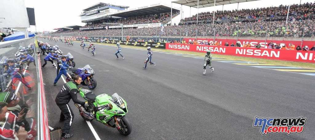 24 Hours of Le Mans Moto is back April 21-22