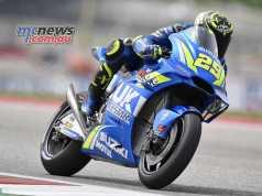 Andrea Iannone (Team Suzuki Ecstar)