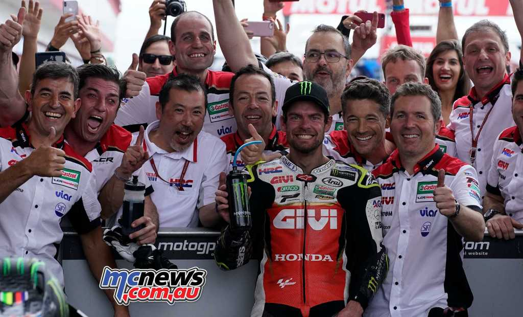 2018 MotoGP - Round Two - Argentina - Cal Crutchlow