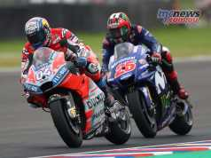 Dovizioso and Vinales - Image AJRN