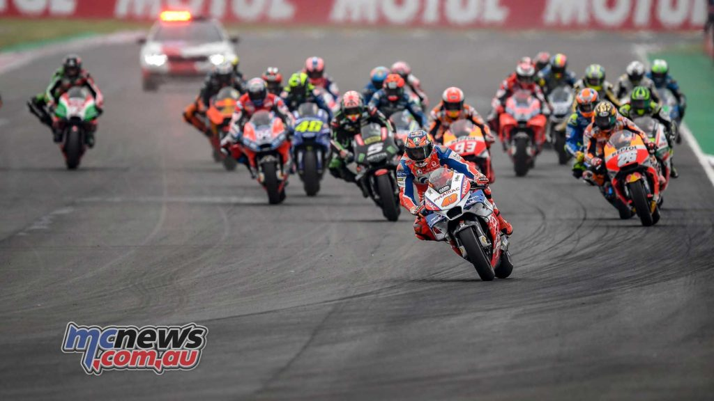 2018 MotoGP - Round Two - Argentina