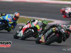 Cal Crutchlow will also be one to watch, having made a strong start to the season