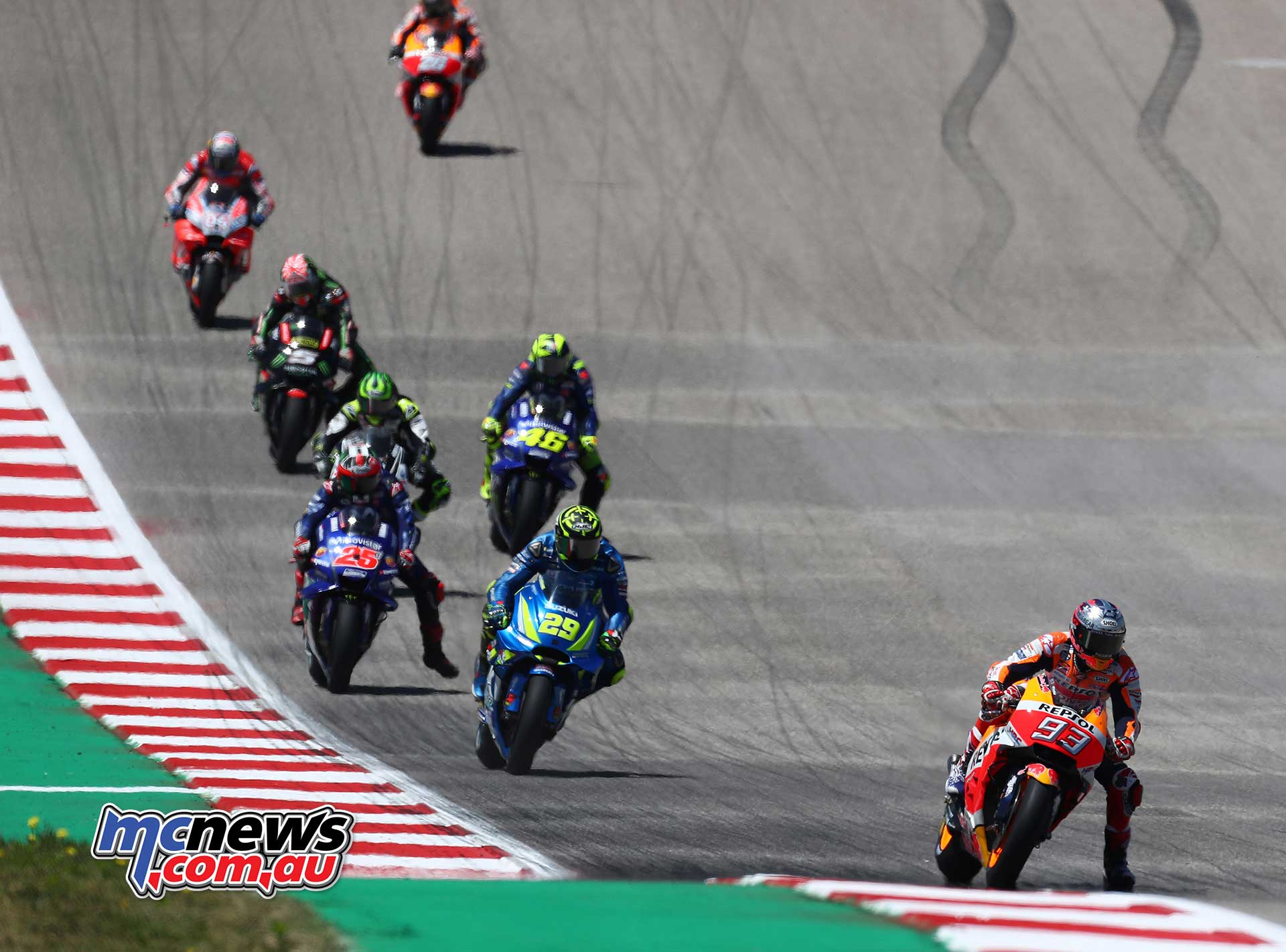 MotoGP Stats and Facts update heading to Jerez | MCNews.com.au