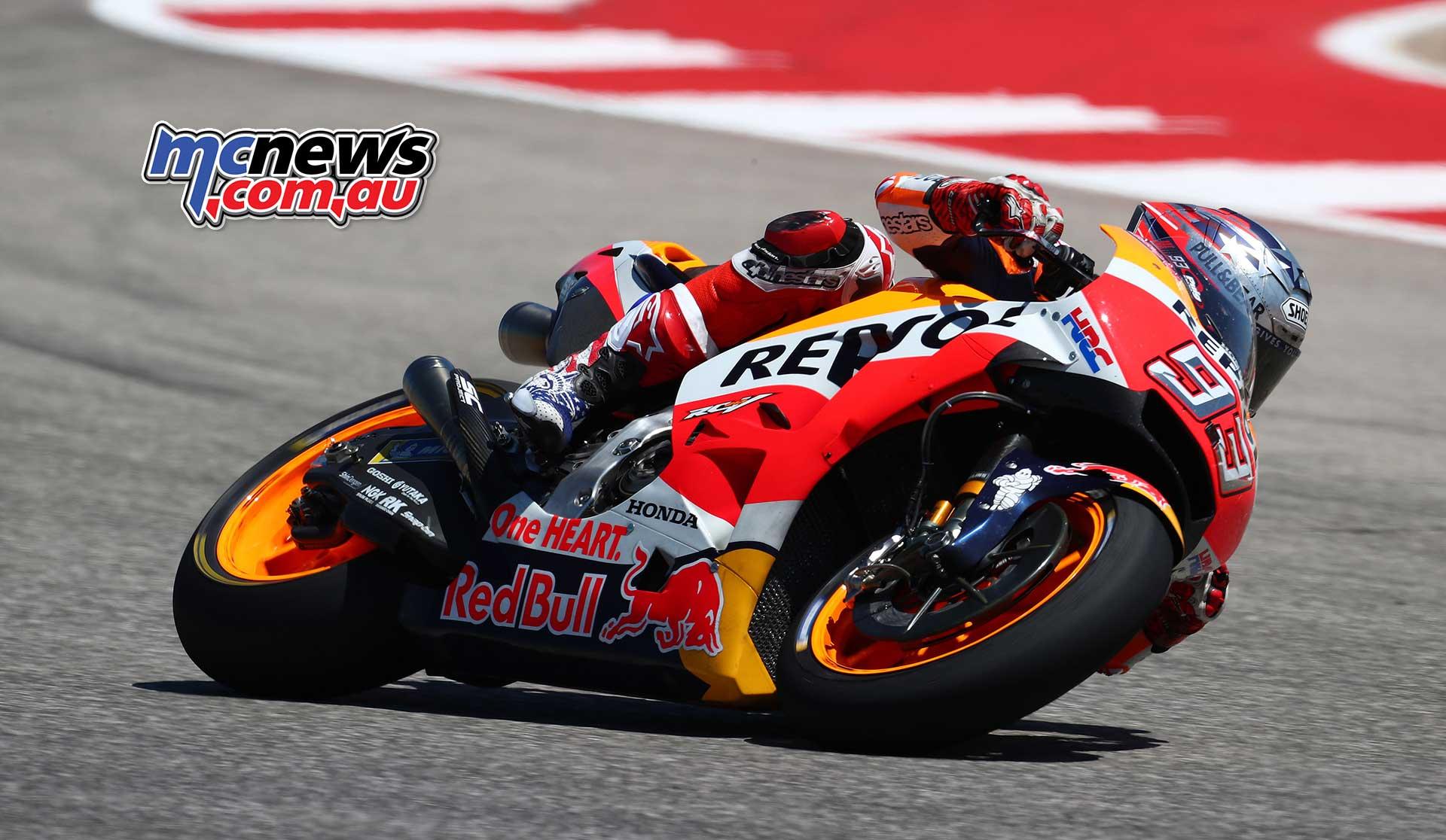 Boris on the Texas GP | Circuit Of The Marquez | MCNews.com.au