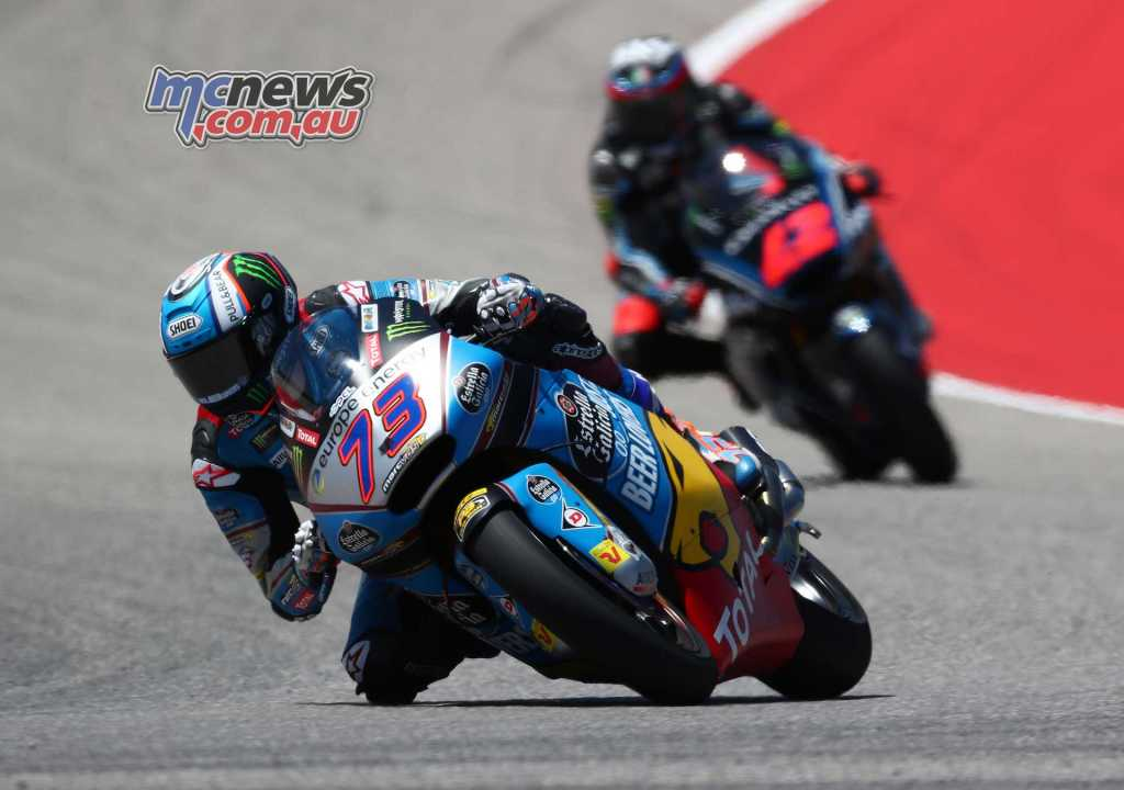 Alex Marquez is another Moto2 front-runner