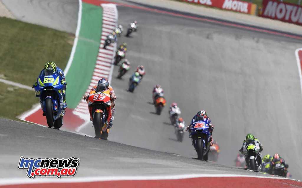 COTA MotoGP 2018