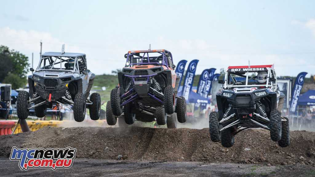 SXS Australian Championship kicked off in Adelaide