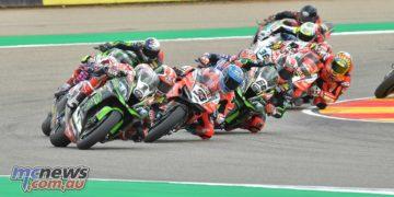 WSBK 2018 - Round Three - Aragon - Race One
