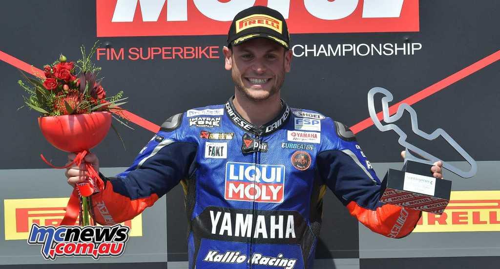 Sandro Cortese (Kallio Racing)