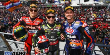 Rea takes eighth consecutive TT Assen win