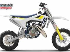 2019 Husqvarna TC50 Mini Motocross machine