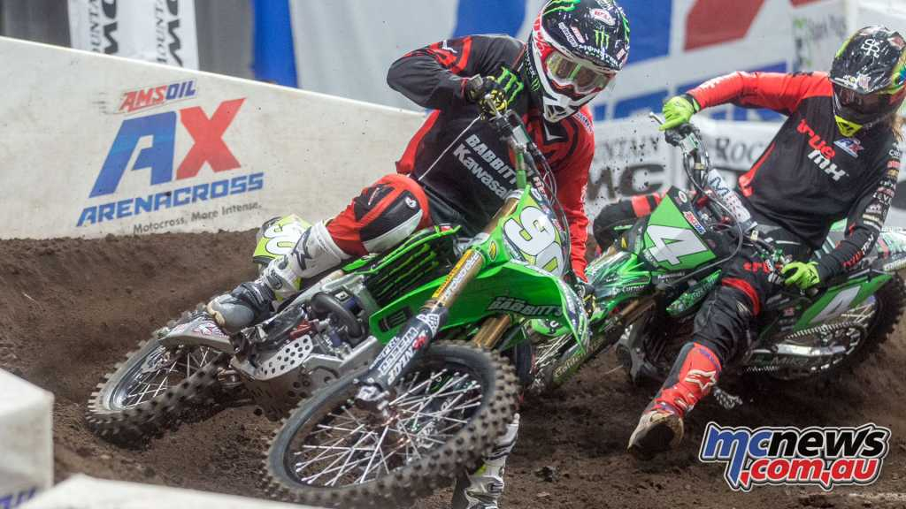 Jacob Hayes was a strong contender at the Portland AX