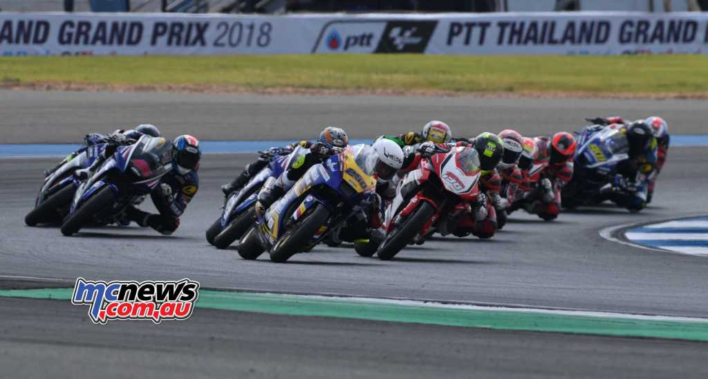 FIM Asian Road Racing Championships ARRC 250 Production (AP250)