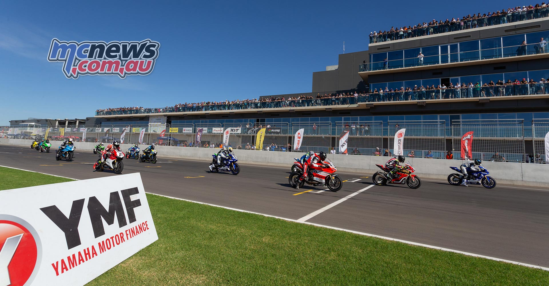 The Bend ASBK Round 2018 - TBG Image