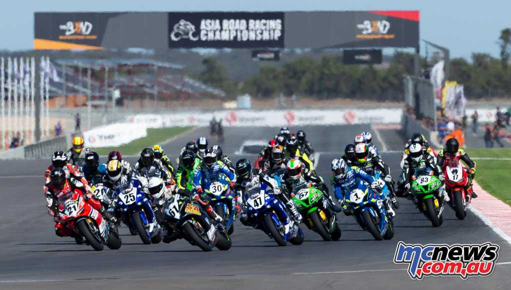 2018 ASBK - Round Three - The Bend Motorsport Park