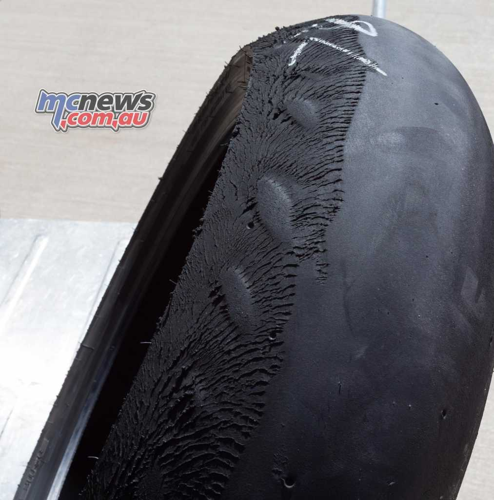 Tyre woes are becoming less, but there are still plenty out there struggling