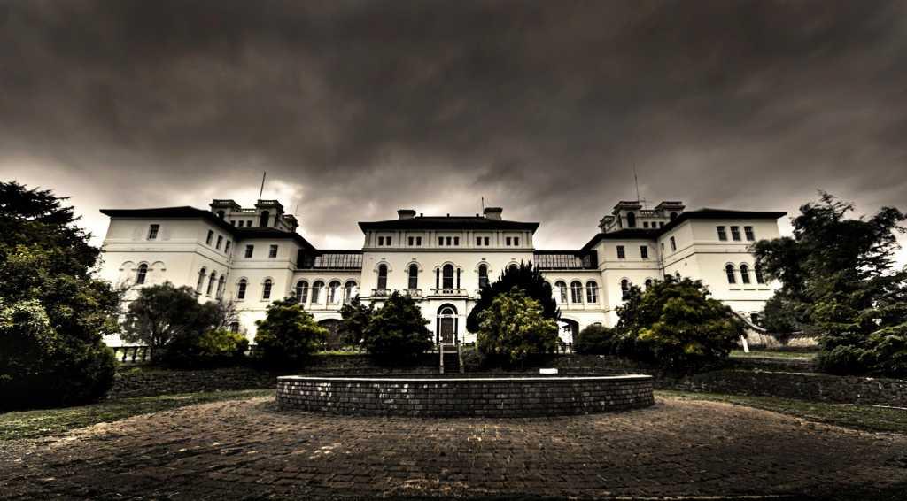Aradale Asylum has a very dark past