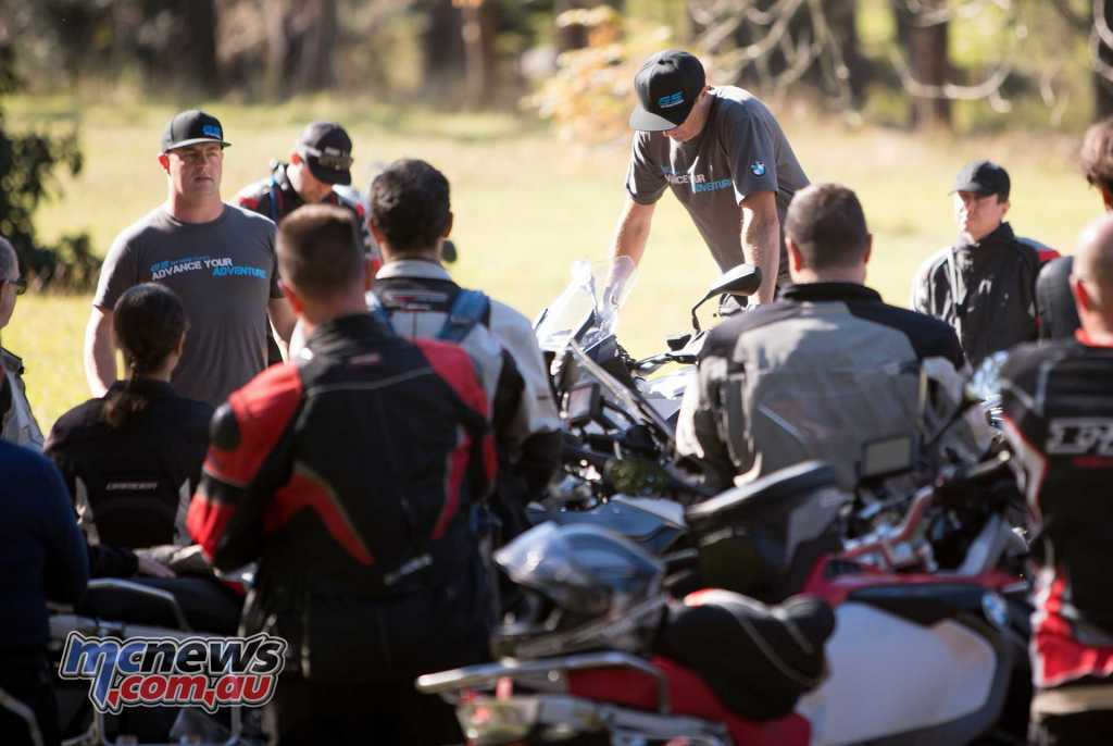 BMW Motorrad Off Road Training & GS Tours