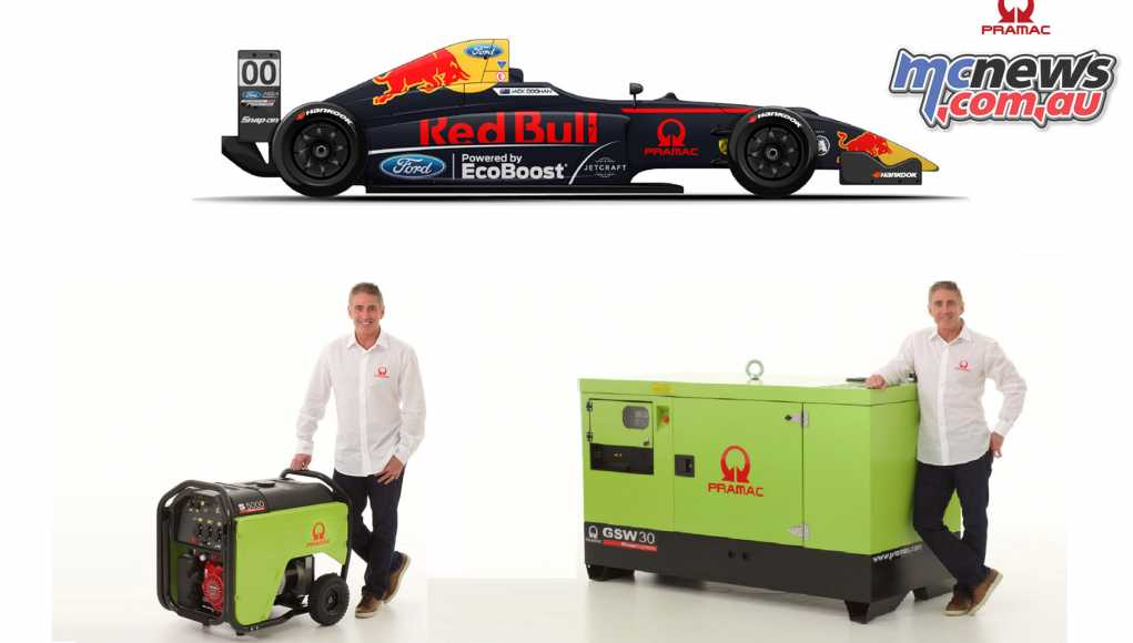 Jack Doohan to compete British F4 Championship in partnership with Alma-Pramac