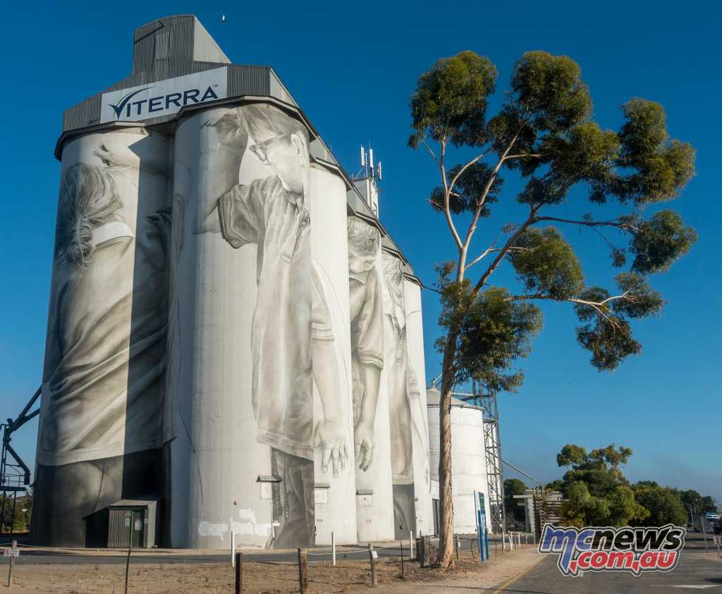 Coonalpyn Silos