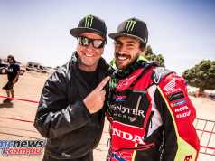 Joan Barreda takes the overall 2018 Merzouga Rally win