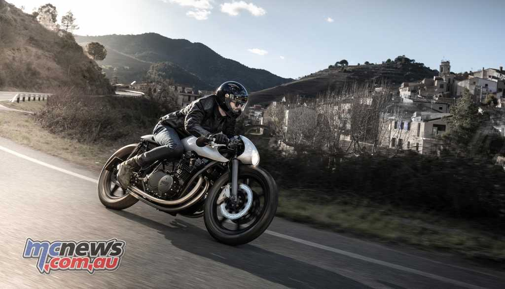 Auto Fabrica Type 11 - Yamaha XSR900 special available to the public via Auto Fabrica