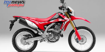Honda's CRF250L Rally is available for $6999 Ride Away