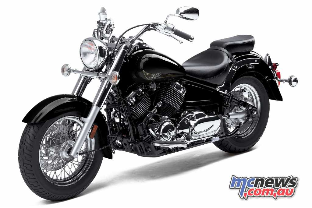 2018 Yamaha XVS650A Classic