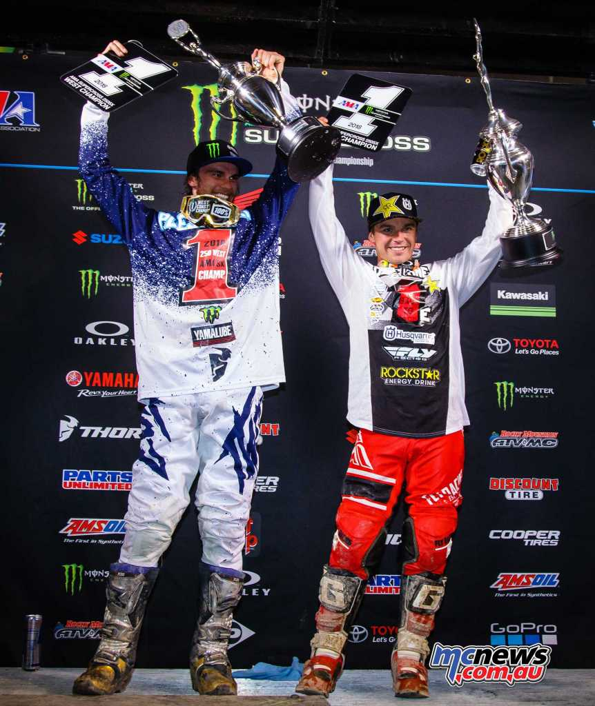 250SX Champions (East and West)