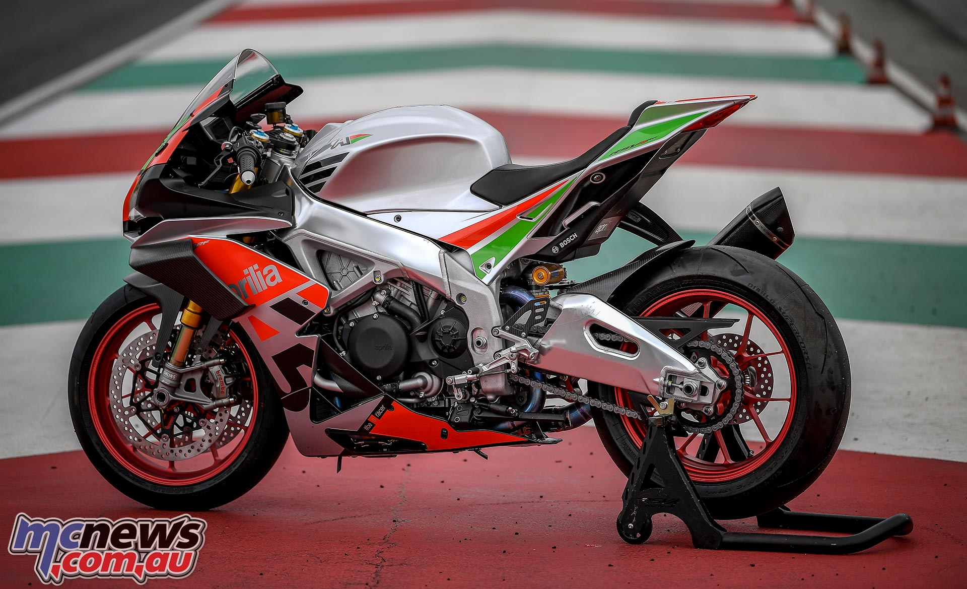 Pump Your Rsv4 Up To 215hp With Factory Works Kit Mcnewscomau