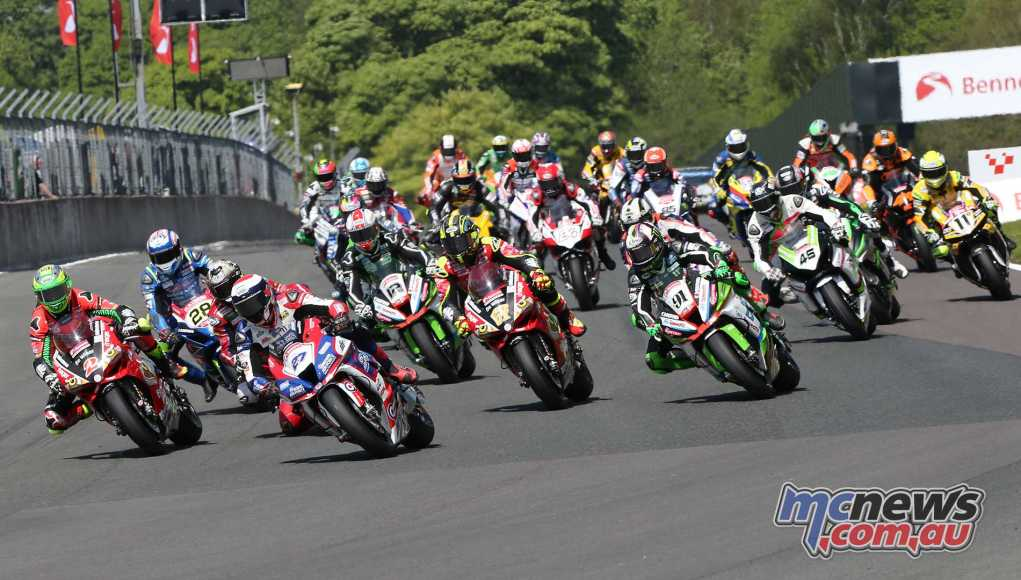 British Superbike 2018 - Oulton Park