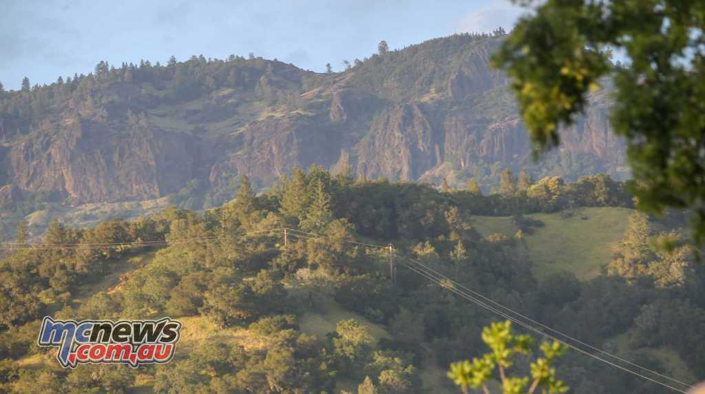 Calistoga Classic is held in the hills of Calistoga north of San Francisco