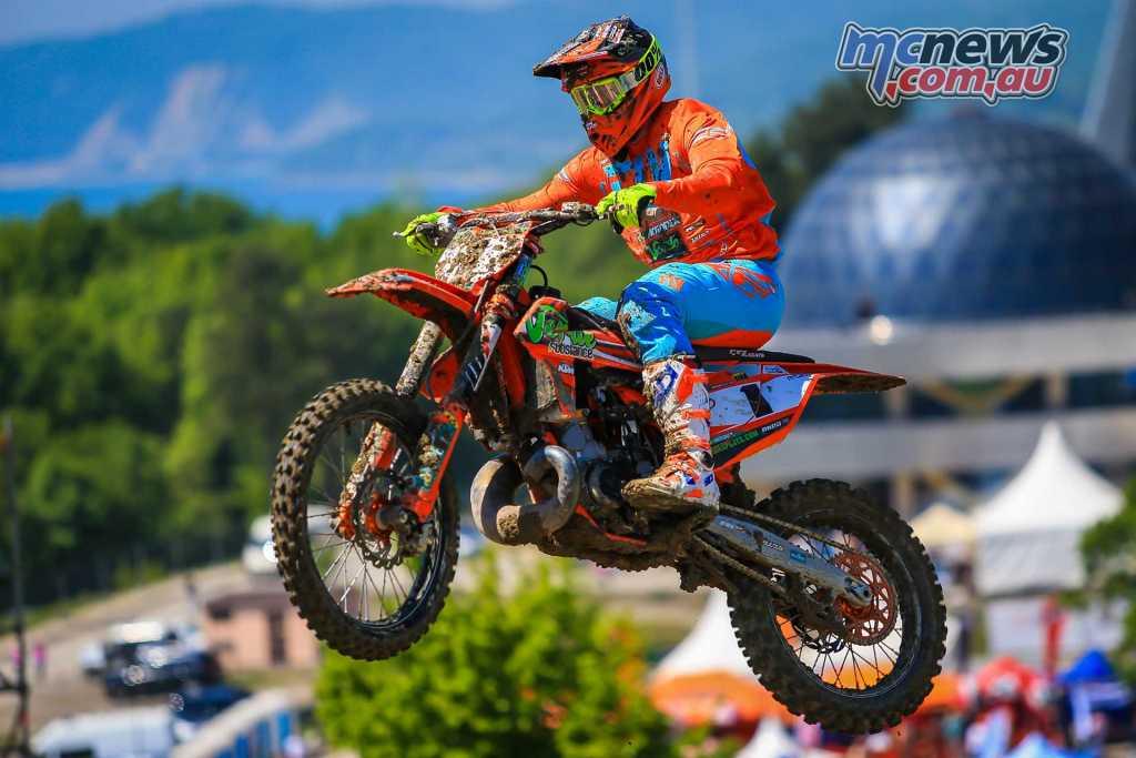Brad Anderson (GBR, KTM)