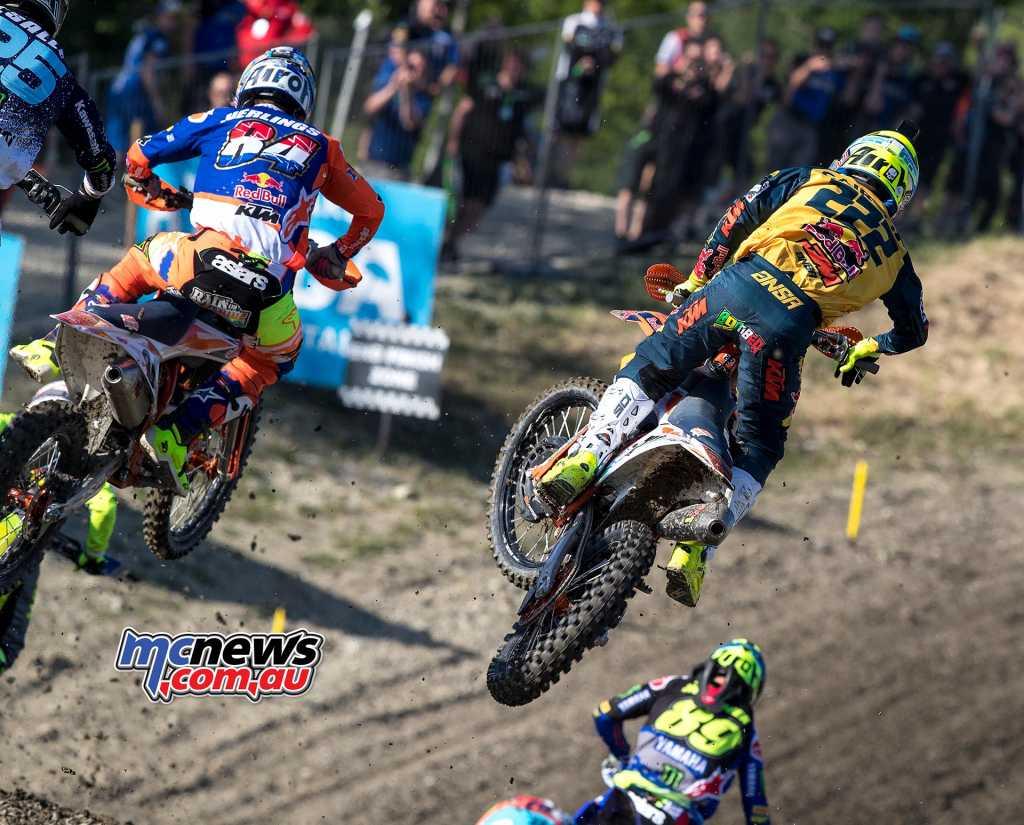 MXGP 2018 - Round Six - Orlyonok, Russia