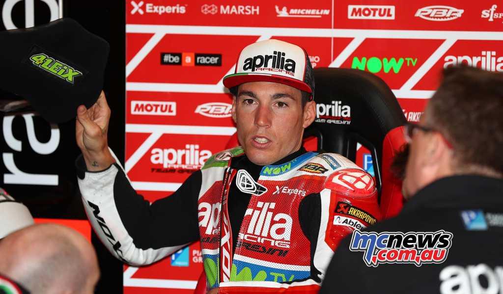 MotoGP 2018 – Round Five – Le Mans - Aleix Espargaro