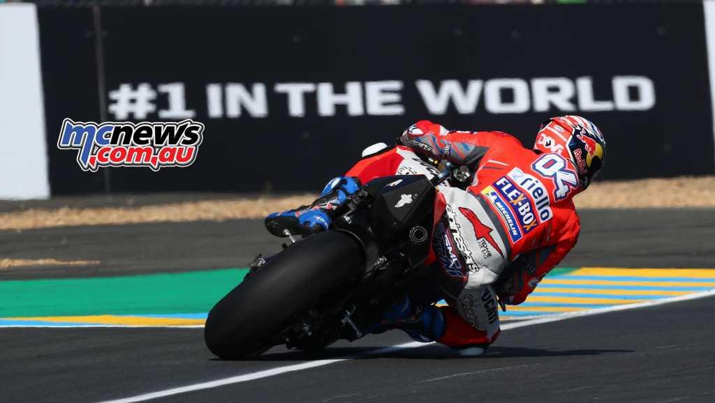 MotoGP 2018 – Round Five – Le Mans - Andrea Dovizioso